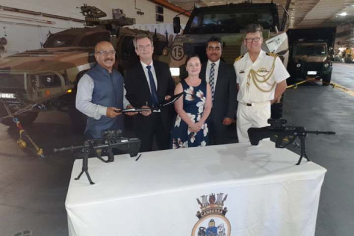 French Defence Manufacturer Thales, Kalyani Group Partner To Design, Develop Defence Systems Under Make In India