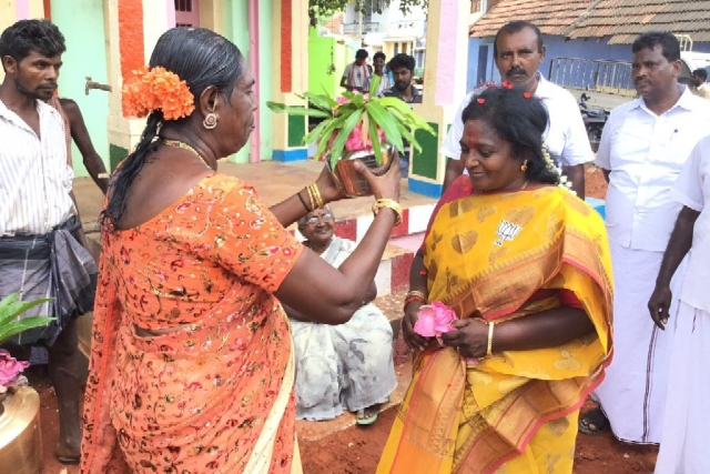 Tamilisai Soundararajan: The Antidote For Dravidianist Misogyny