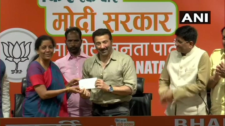 Sunny Deol Crossed Election Spending Limit In Gurdaspur, Says Report Sent To EC