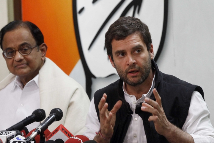 Rahul Gandhi's Fiscal Adventurism: Your Promises, Our Money?