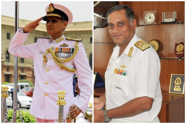 Defence Ministry Rejects Vice Admiral Bimal Verma's Plea Against Being Superseded For Naval Chief Position
