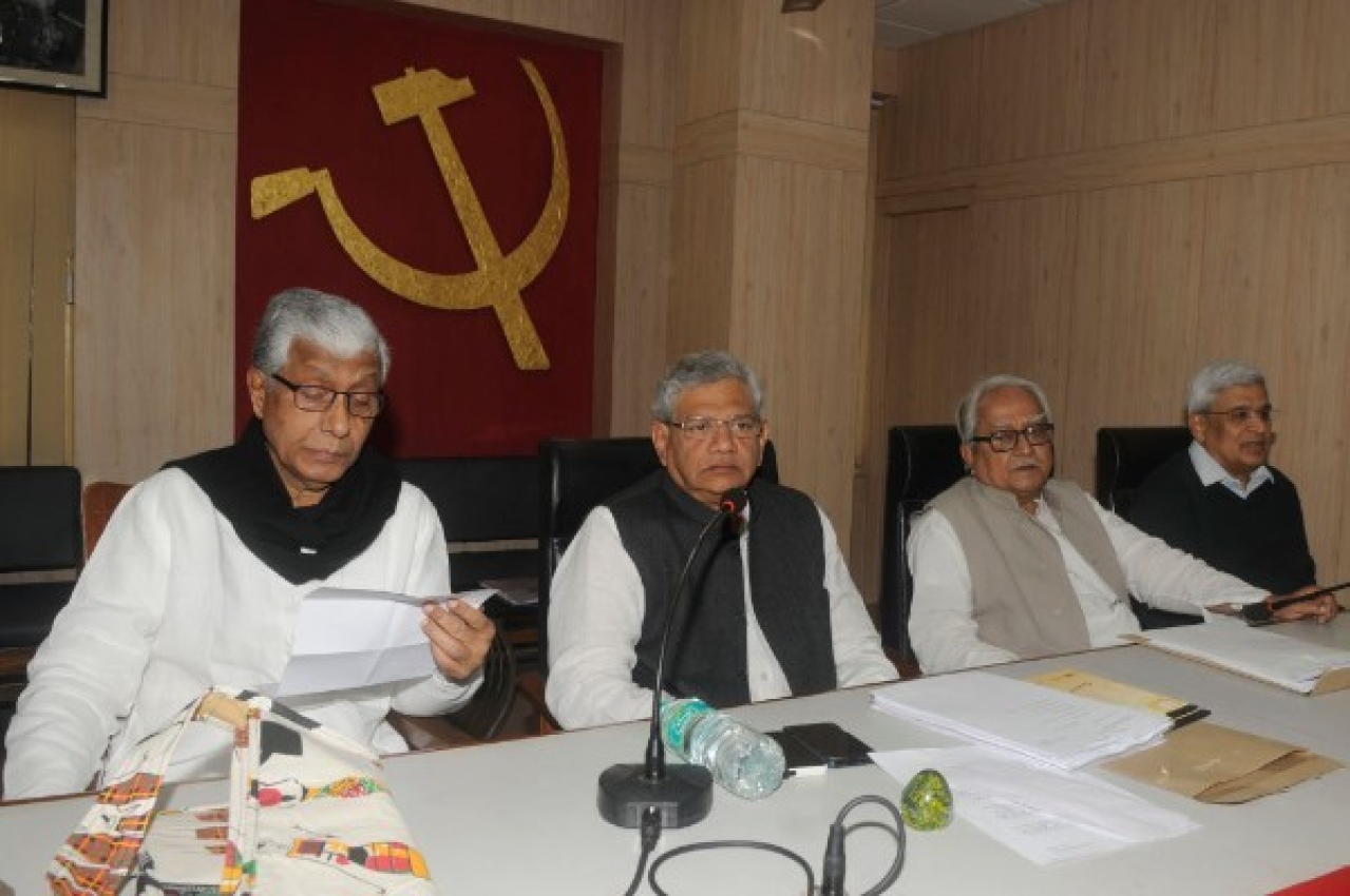 CPI-M leaders seeing the writing on the wall?