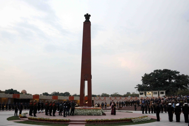 Sixty Years In The Making, Memorial To India's Fallen Heroes Finally Stands Tall