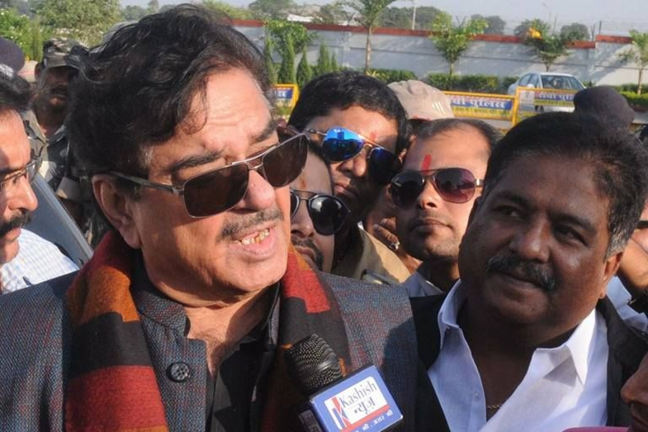 2019 Lok Sabha Elections: I Would Have Loved To Take On PM Modi From Patna Sahib, Says Shatrughan Sinha