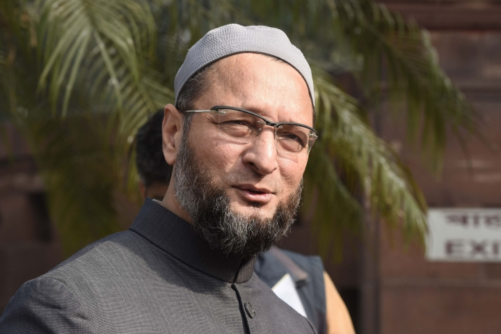 Asaduddin Owaisi Invokes Mahabharata While Criticising PM Modi, Amit Shah Over Article 370's Abolition