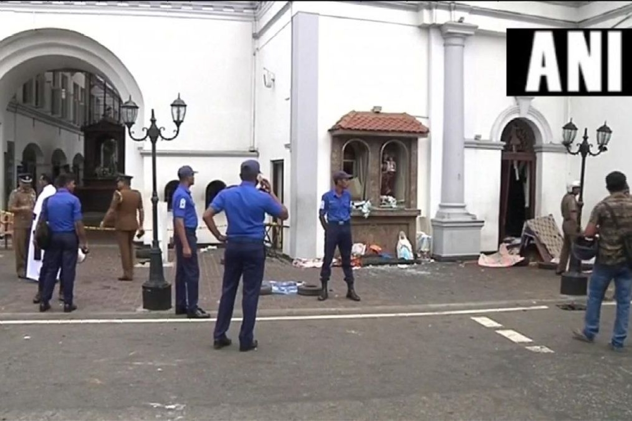 Two Suicide Bombers Behind Sri Lanka Blasts Identified As Zahran Hashim, Abu Mohammed; Death Toll Rises Over 150