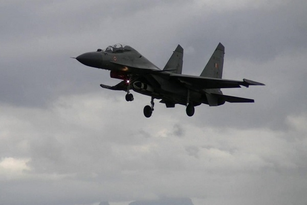 Indian Air Force's Integration Of British ASRAAM Missile On Sukhoi Su-30 MKI Irks Russia