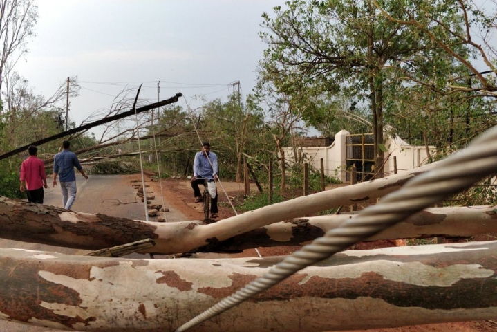 Odisha: IAS Officers To Contribute Rs 10,000 Each For Relief And Restoration Works In Cyclone Fani Hit Areas