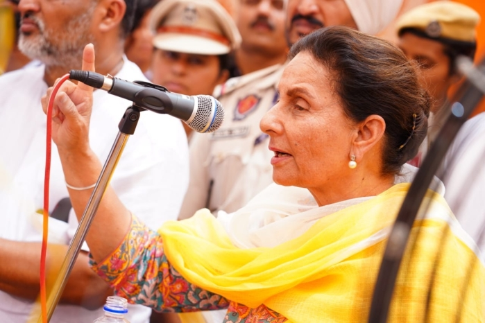 From The Ground In Punjab: In Patiala, The Maharani Is All Set To Reclaim Her Fortress