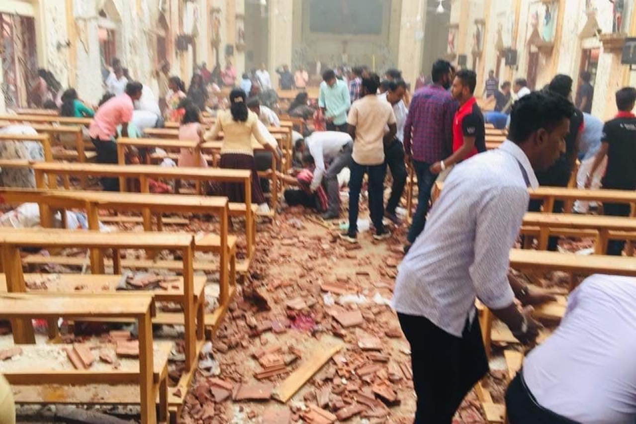 'All Terrorists Involved In Easter Bombings Killed Or Arrested': Sri Lanka Defence Chiefs Assure Normalcy