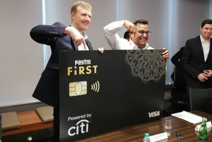 Paytm Partners With Citibank To Launch 'Paytm First' Credit Card, To Offer 1 Per Cent Universal Unlimited Cashback