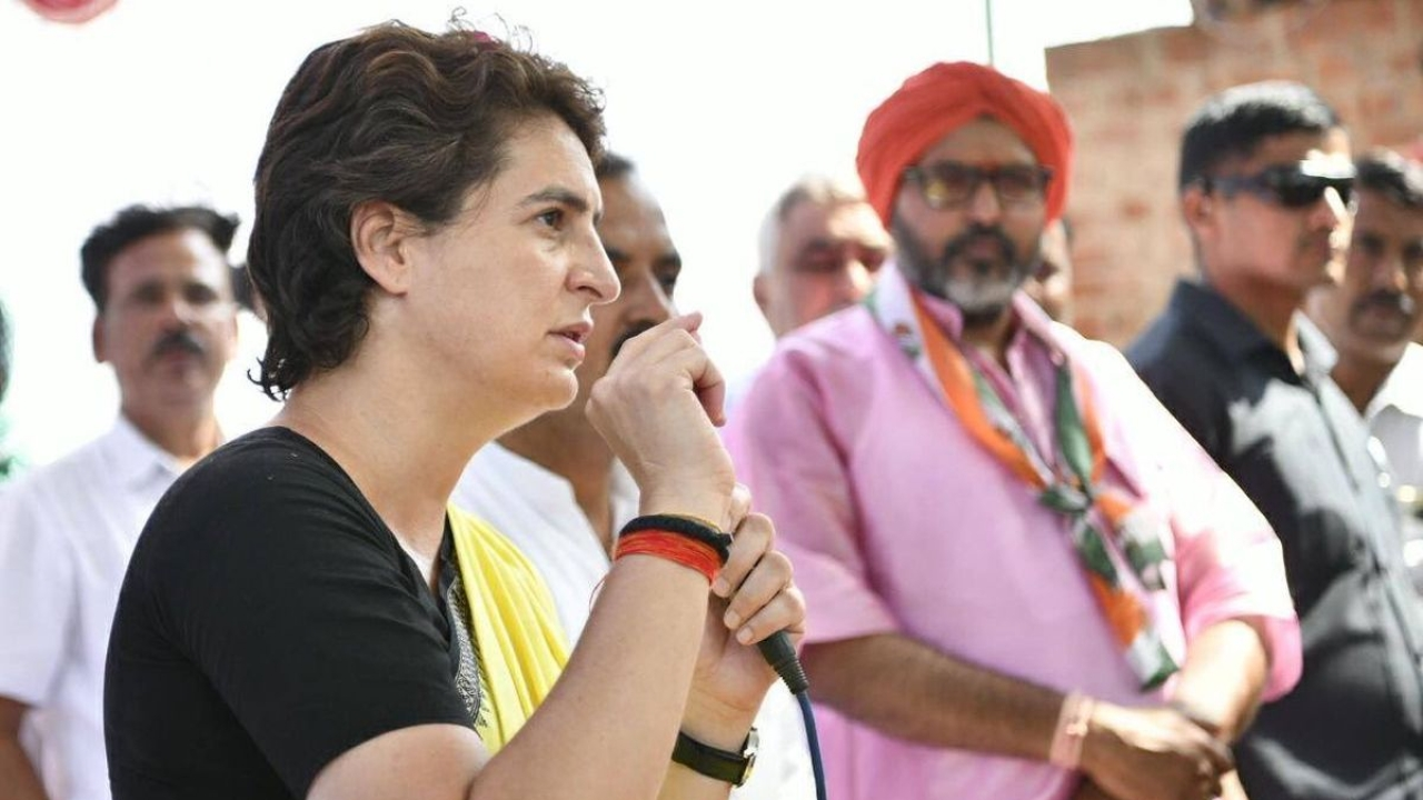 Going All In For 2022 UP Assembly Elections? Priyanka Gandhi Vadra Takes Residence In Lucknow