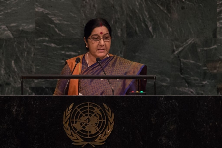 Height Of Arrogance Was When Rahul Trashed UPA's Ordinance: EAM Sushma Swaraj Slams Priyanka Vadra For Remarks On BJP