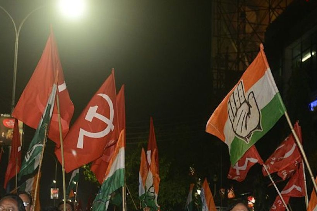 Communists Congress in Bengal (DIPTENDU DUTTA/AFP/Getty Images)