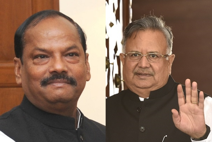 Lok Sabha Elections 2019: BJP Leading In Both Chhattisgarh And Jharkhand; Congress Putting Up A Flop Show