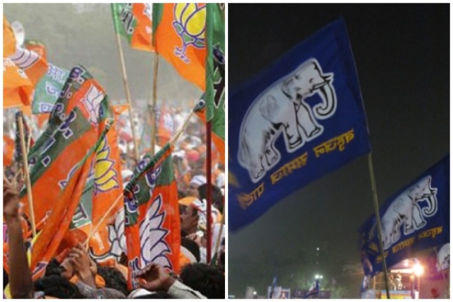 In Morena, BJP's Success Depends On BSP