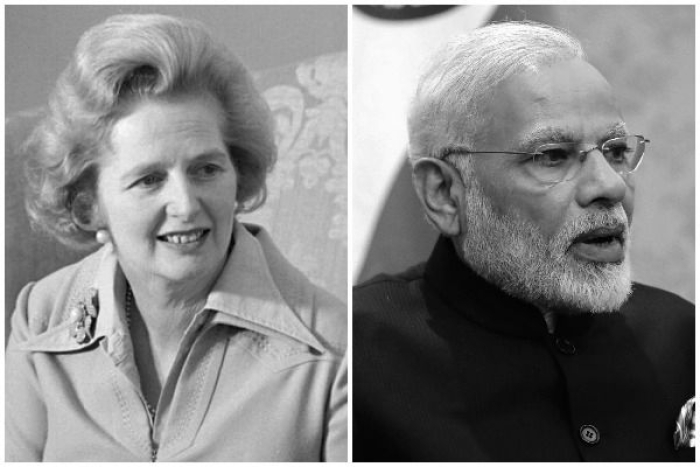 Modi and Maggie – Conviction Politicians Who Transformed Their Countries For The Better