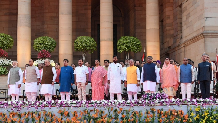 Modi Government Readying Up First Cabinet Reshuffle In Second Term, Suresh Prabhu May Be Back As Minister Claim Sources