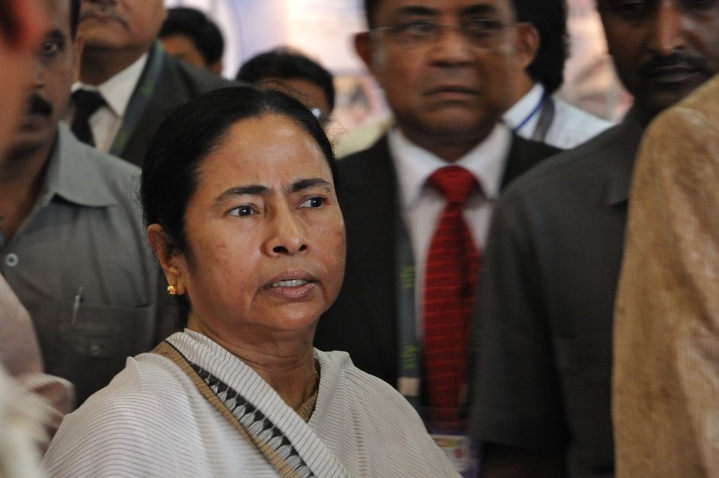 'BJP Playing With Fire': Mamata Says Will Not Allow NRC Implementation In West Bengal