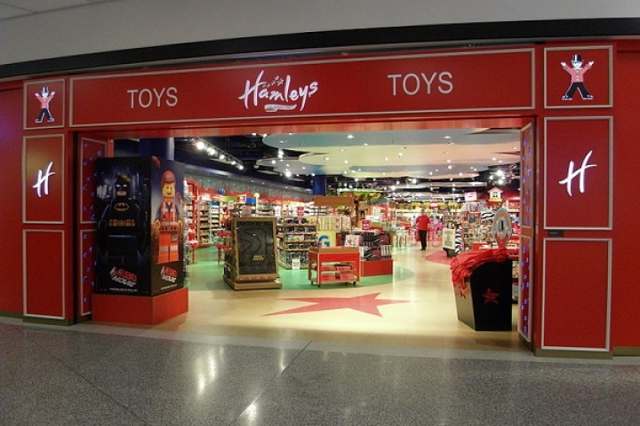 259-Year-Old British Toy-Making Giant Hamleys To Be Acquired By Reliance Industries In £67.96 Million Deal
