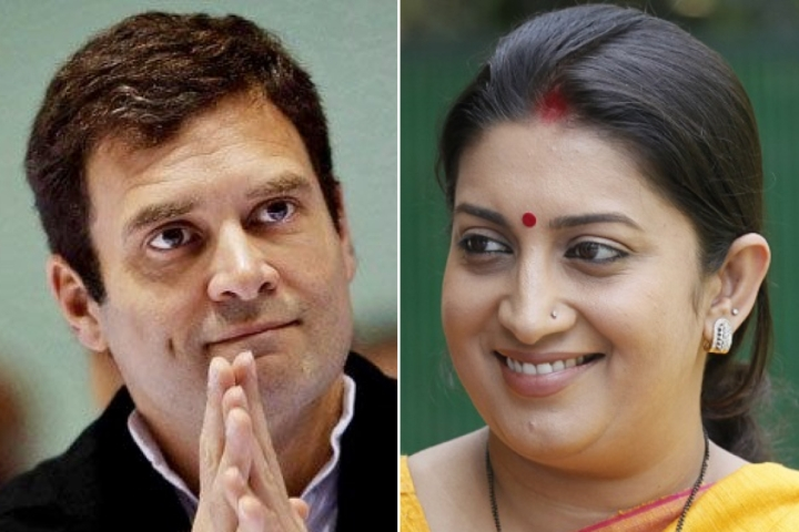 Amethi: Smriti Irani Extends Lead Over Rahul Gandhi To 5,700 Votes In Lok Sabha Polls