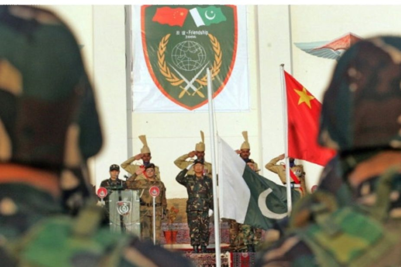 China To Set Up Military Bases in Countries Like Pakistan To Project Its Hard Power, Says Pentagon Report