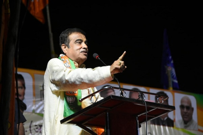 Gadkari's At The Wheel: Retains Road Transport And Highways Ministry In New Modi Cabinet