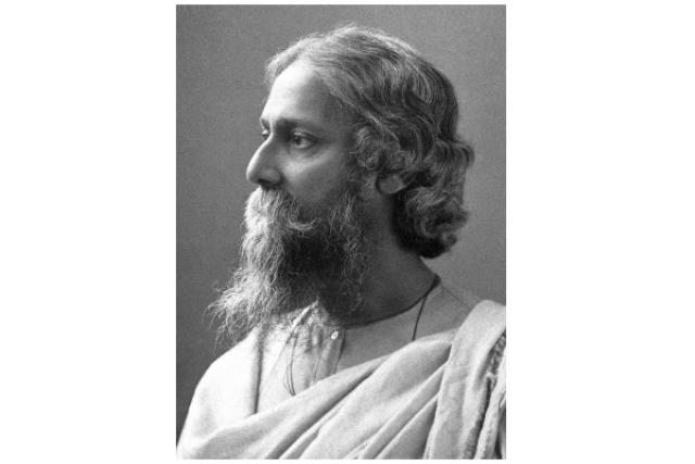 Bharathi, Tagore, And The Eyes That Do Not Blink