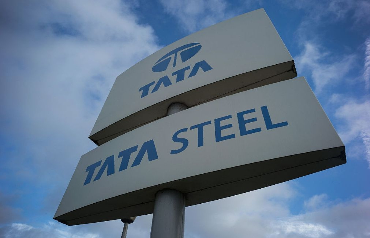 Tata Steel. (Christopher Furlong/Getty Images)