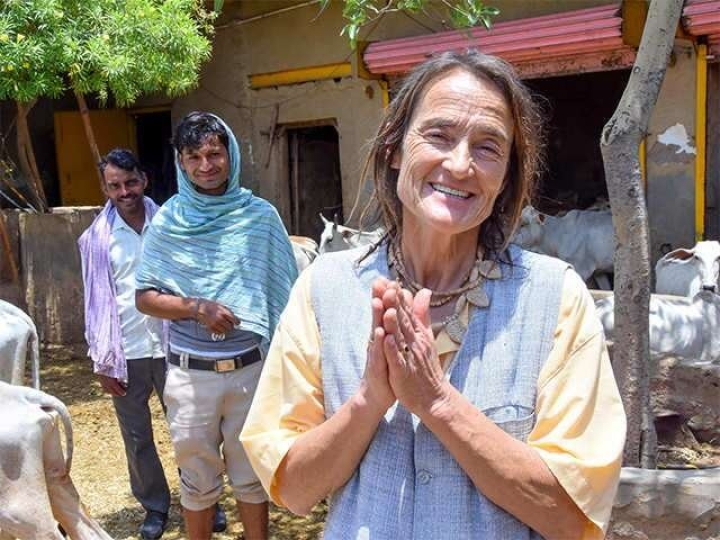 German Padma Shri Awardee Known For Her Cow Protection Work Finally Gets Extended Stay In India