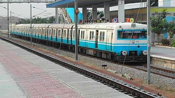 Hyderabad: South Central Railway To Induct Eight 12-Coach MMTS Rakes For Inter-City Services