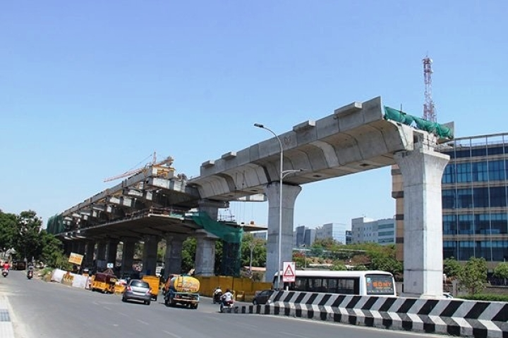 L&T Creates World Record On Hyderabad Metro; Becomes First Company To Construct 2,599 Metro Pillars