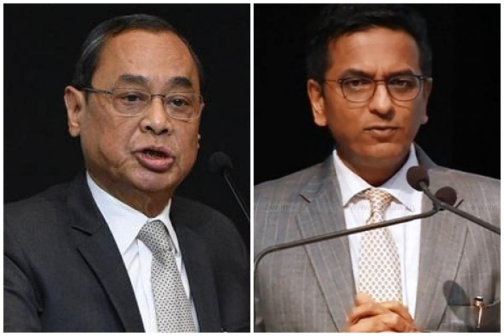 Chandrachud Note On CJI's Sexual Harassment Case Shows SC In Poor Light