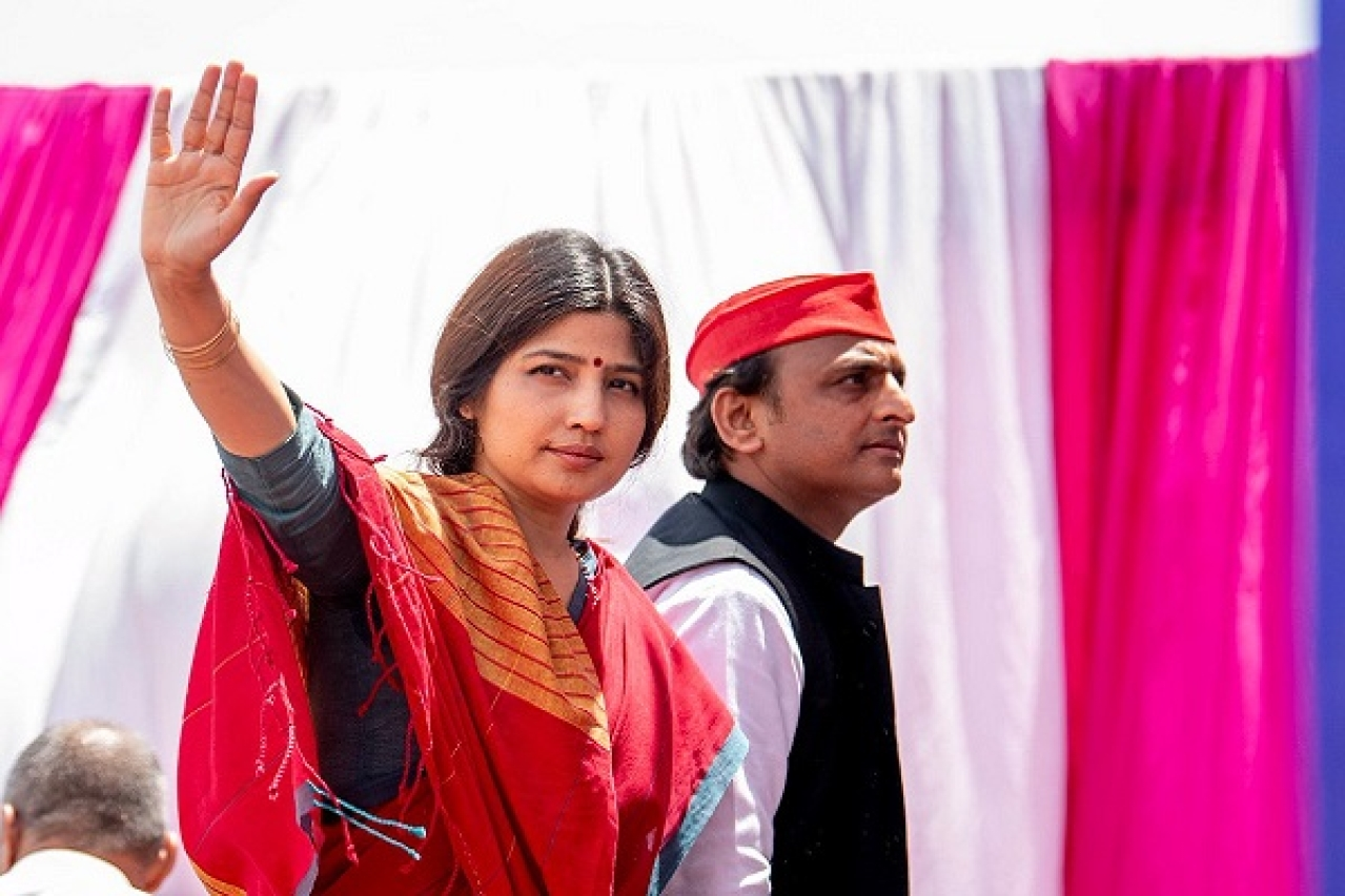 UP: Akhilesh's Wife Dimple Yadav Loses To BJP's Subrat Pathak In Kannauj