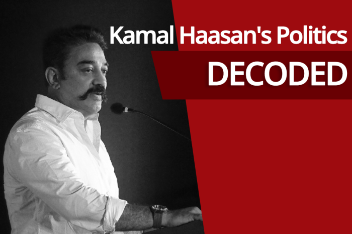 Kamal Haasan's Confused Ideology