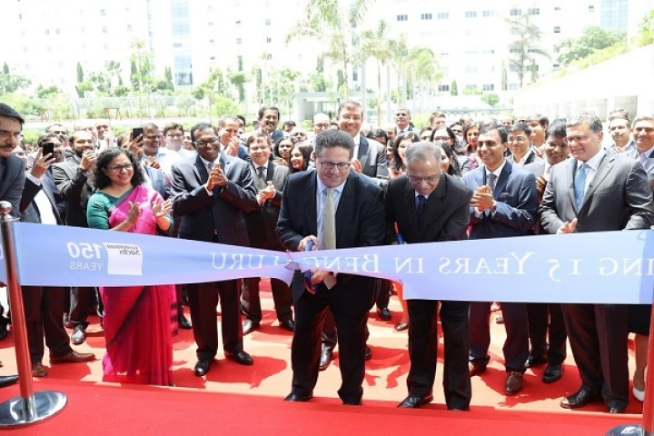 Goldman Sachs Sets Up New $250 Million Office In Bengaluru Spread Across 1.2 Million Sq Feet