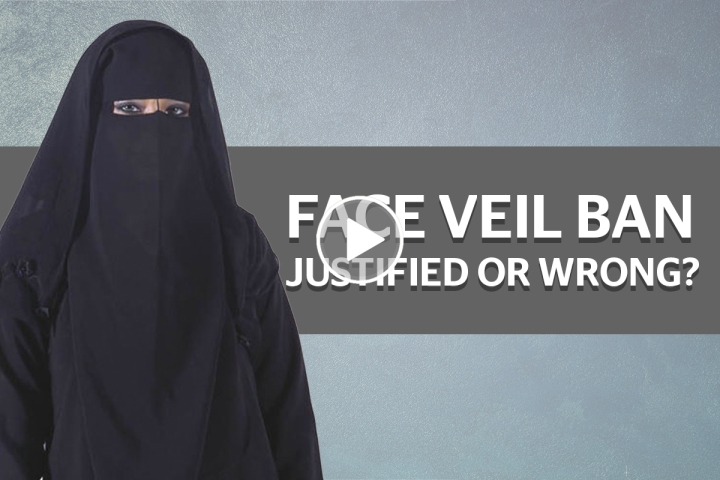 Face Veil: Time For It To Go?