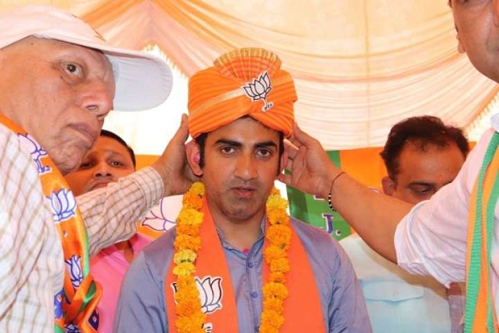 Gambhir Challenges Kejriwal To Either Prove Charges Or Quit Politics Over AAP's Slanderous Pamphlet Allegations