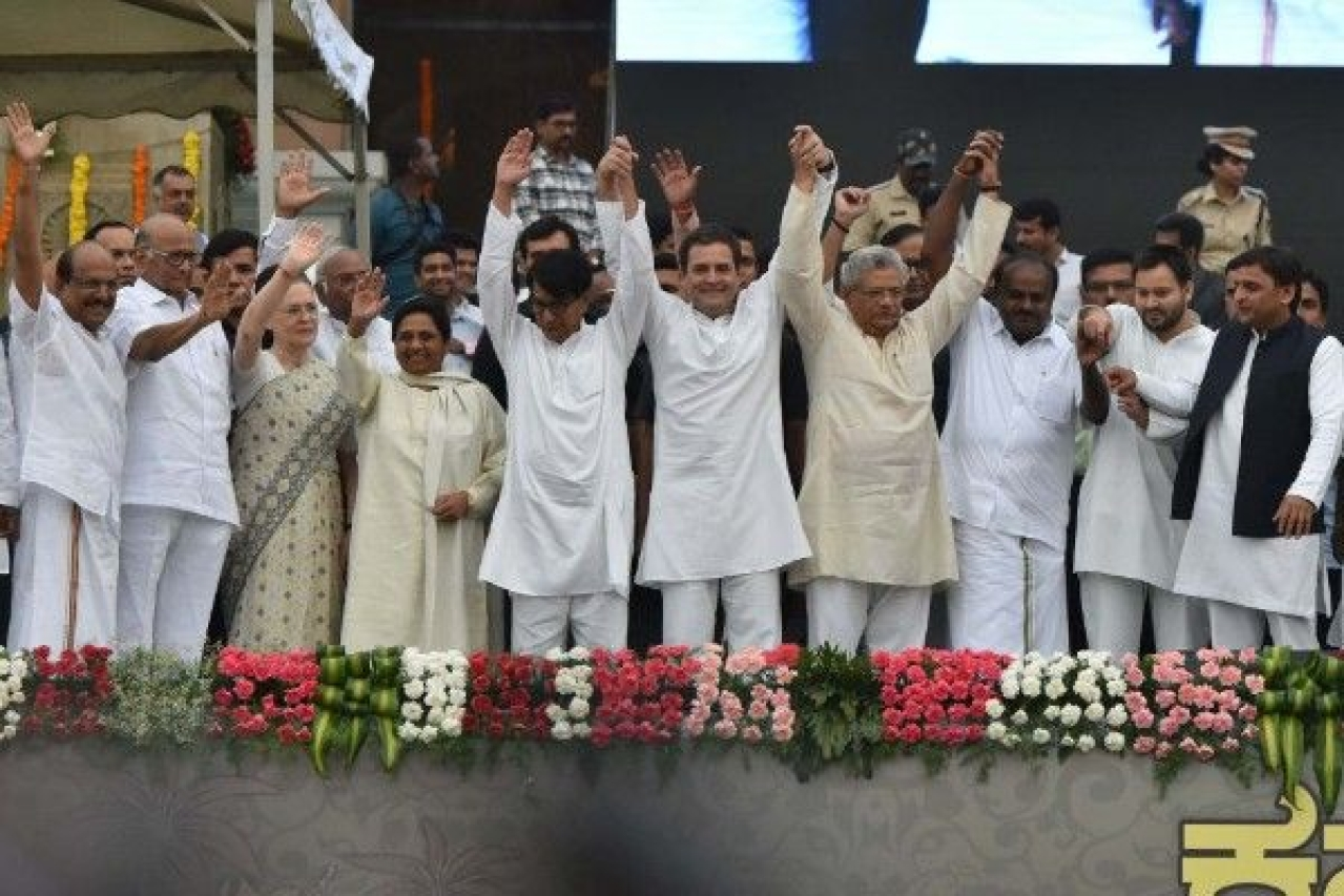Regional parties should work towards devolving more power to states. (Arijit Sen/Hindustan Times via GettyImages)