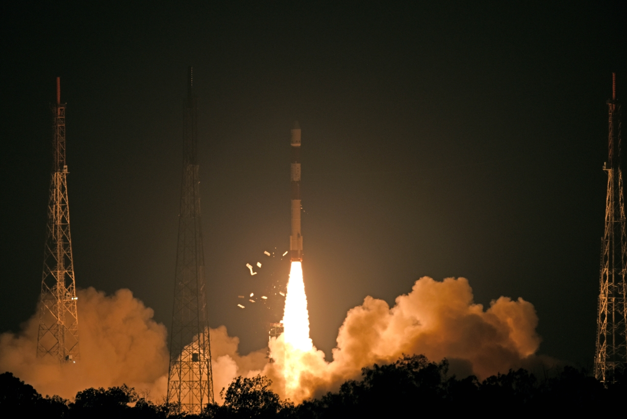 All-Weather Eye In Sky, With No Blind Spots: Why ISRO's Latest Launch Is More Significant Than You Thought