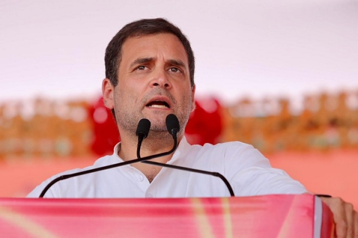 Rahul Gandhi Promises Zero Application Fee For  Government Job Exams If Voted To Power