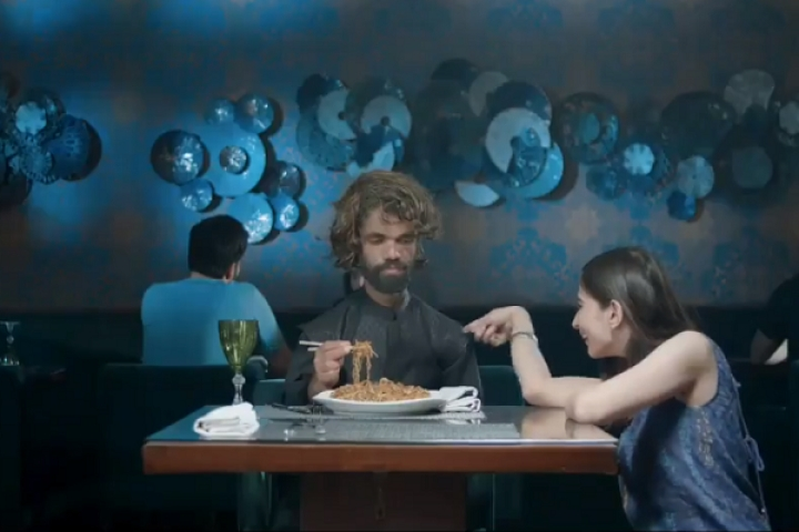 Watch: Pakistani Tyrion Lannister Makes His Acting Debut In Ad For Online Food Delivery Service