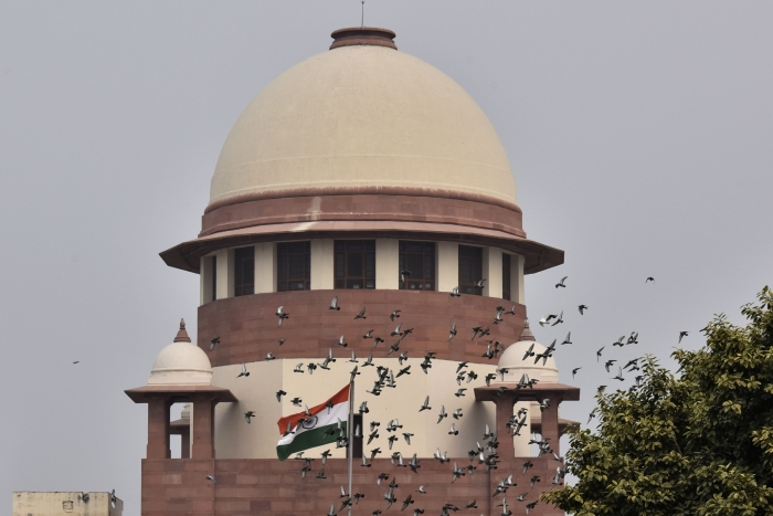 SC Rejects PIL Seeking 100 Per Cent Verification Of VVPAT Slips With All The EVMs