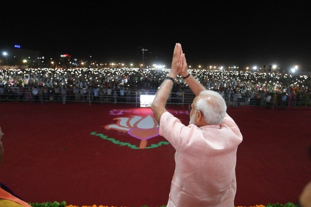 The Swing Factor: What Decides The Location Of A Modi Rally