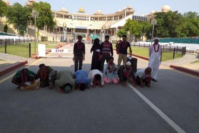 India Releases 19 Pakistani Prisoners, Sends Them Back Via Attari-Wagah Border