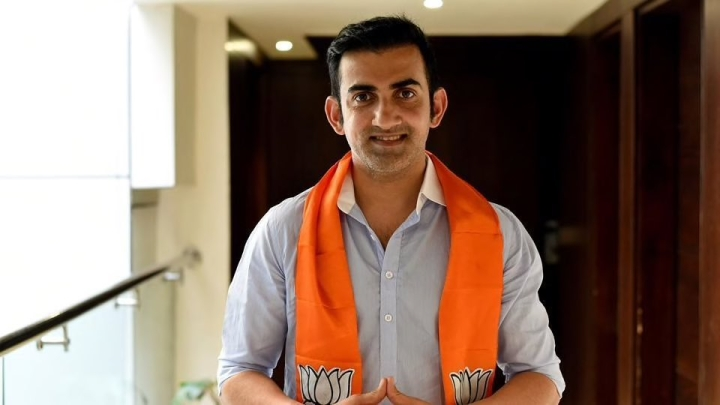Gautam Gambhir Wins East Delhi Seat By 3.9 Lakh Votes; AAP's Atishi Marlena Finishes Distant Third