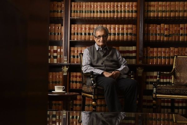 Amartya Sen's Fact-Free Arguments To Deny Legitimacy To Modi Victory Suck