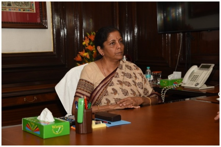 FM Nirmala Sitharaman Advocates Calibrated Approach Involving Fiscal, Monetary, Structural Measures To Support Growth