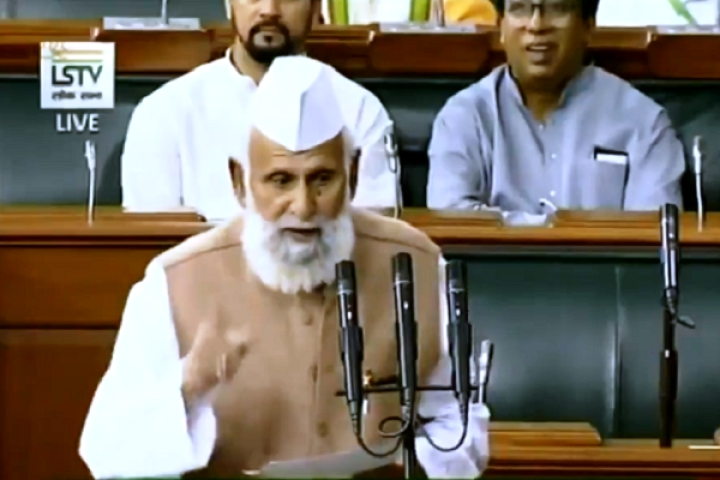'Vande Mataram Is Against Islam, Can't Follow It', Says SP MP In Lok Sabha; MPs Respond With Jai Shri Ram Slogans