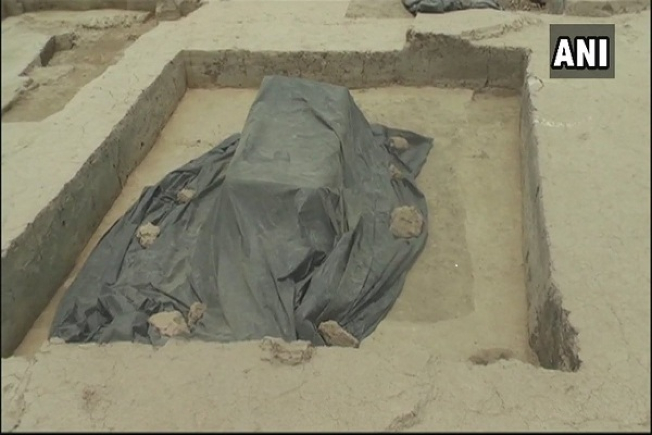 Largest Excavation Of The Late Harappan Period In UP's Baghpat Distict To Be Declared Site Of National Importance
